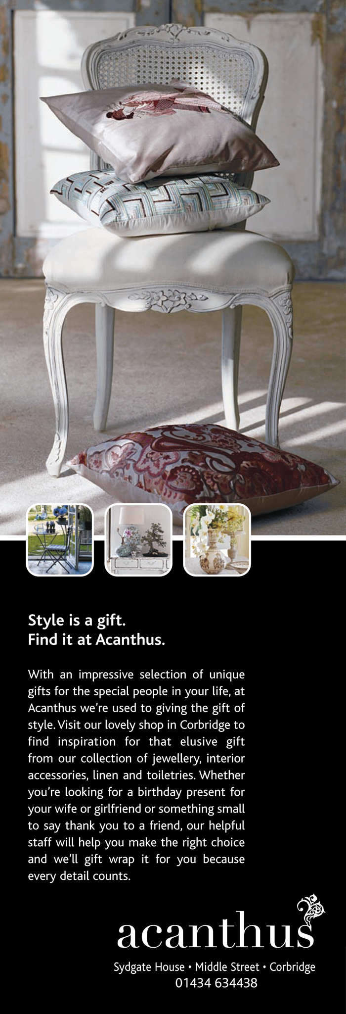 acanthus press ad
