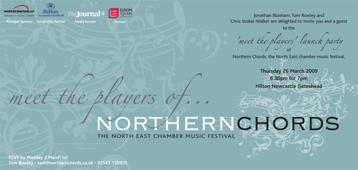 Northern Chords Ticket